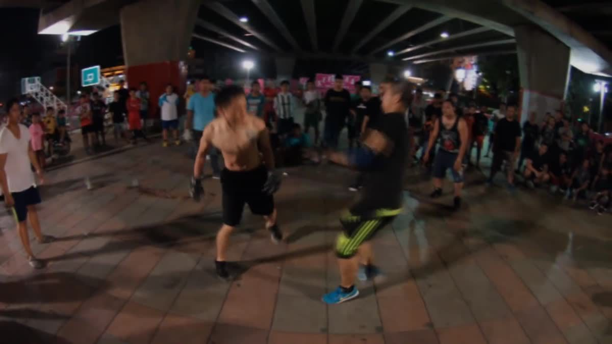 Fight Club Thailand เบิร์ด x No.7 คู่ที่ 91