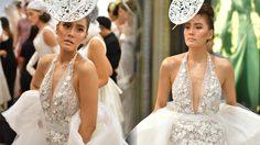เจนี่ สวยราวเจ้าหญิงเทพนิยาย กับชุดแต่งงานสุดหรู ราคา 450,000 บาท