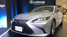 เปิดตัว All New Lexus ES ยนตรกรรมที่ผสานสุนทรียภาพการขับขี่ ราคาเริ่มต้น 3.59ล้านบาท