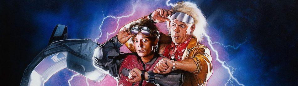 Back to the Future II เจาะเวลาหาอดีต (ภาค 2)