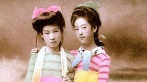 น่ารักอ่ะ! ชุดว่ายน้ำสาวเกอิชา สมัยอดีตของญี่ปุ่น