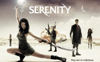 Serenity ล่าสุดขอบจักรวาล