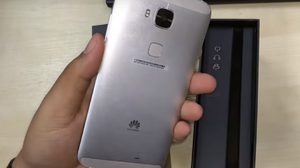 Unboxing: แกะกล่อง Huawei G7 Plus