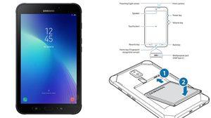 Samsung ปล่อย Galaxy Tab Active 2 แท็บเล็ตสุดอึด มาพร้อม S Pen และสามารถเปลี่ยนแบตได้