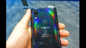 vivo NEX A สมาร์ทโฟนกล้องป๊อปอัพอีกรุ่น เท่ได้ในราคาเบากว่า