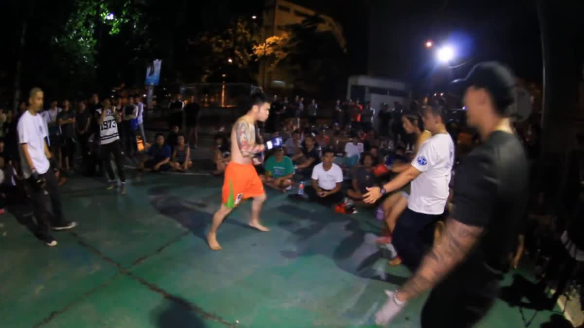 Fight Club Thailand เหน่อ x จิว คู่ที่ 68