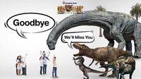 Dinosaur Planet โลกล้านปีไดโนเสาร์เตรียมปิดทำการในเดือนเมษายนนี้!!