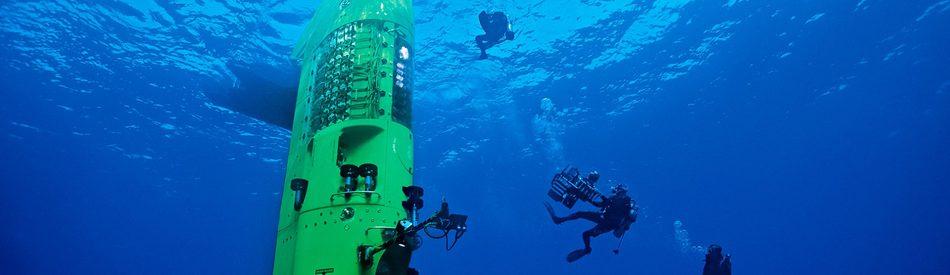 Deepsea Challenge สารคดี ดิ่งระทึกลึกสุดโลก