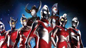 Ultraman ขึ้นรับรางวัลการ์ตูนซีรี่ย์ที่มีภาคแยกมากที่สุดโดย Guinness Book