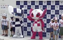 ญี่ปุ่นเปิดตัวมาสคอตโอลิมปิก 2020