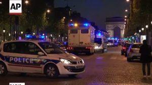 กลุ่มไอเอส อ้างบงการยิง ตร.กรุงปารีส สถานทูตเตือนคนไทยระมัดระวัง