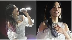 ดีว่าเสียงสวรรค์ 'แทยอน' โชว์พลังเสียงในคอนเสิร์ตที่เมืองไทย
