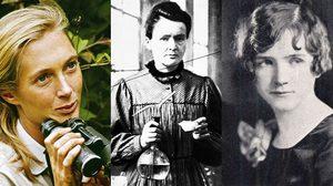 10 นักวิทยาศาสตร์หญิงที่เก่งที่สุดในโลก