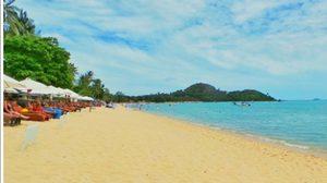 ตะลอนทัวร์รอบเกาะสมุย จิบกาแฟ นอนชิลริมหาด ฟินเว่อร์!!