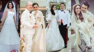 เริ่มใหม่ได้เสมอ! 5 คนดัง ไม่สนอดีต แต่งงานใหม่ แฮปปี้กว่าเดิม