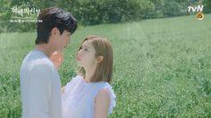 นัมจูฮยอก (Nam Joo Hyuk) กับบทบาท เทพแห่งน้ำ ในตัวอย่างล่าสุดของซีรี่ย์ 'Bride of the Water God'