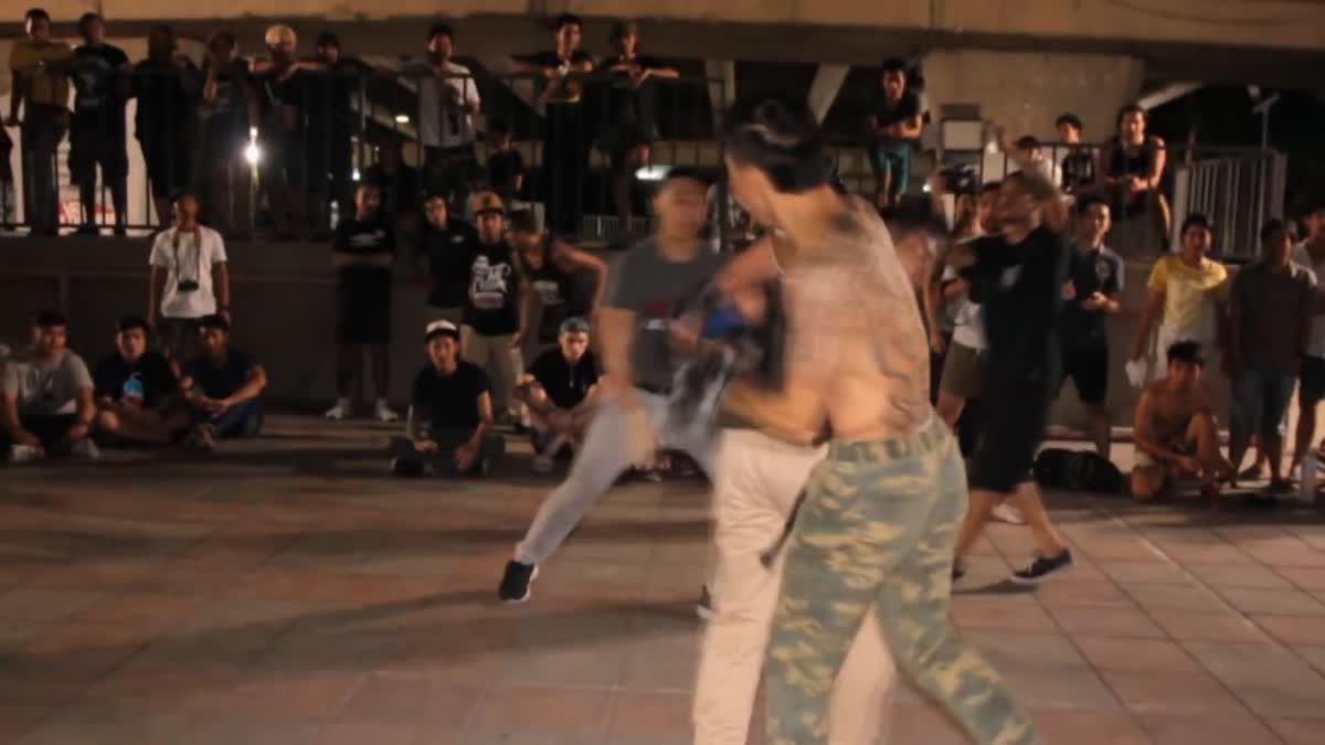 Fight Club Thailand รูน x เอส คู่ที่ 33