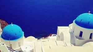 สถานที่ท่องเที่ยว ในฝัน ซานโตรินี Santorini กรีซ สวยตะลึง