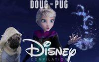 หนัง Disney และ หมาปั๊ก ผลงานชิ้นเด็ดของหมาปั๊กเน็ตไอดอล