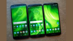 Motorola เปิดตัว Moto G6 Plus, G6, G6 Play มาพร้อม Oreo แบบคลีนๆ หน้าจอ 18:9