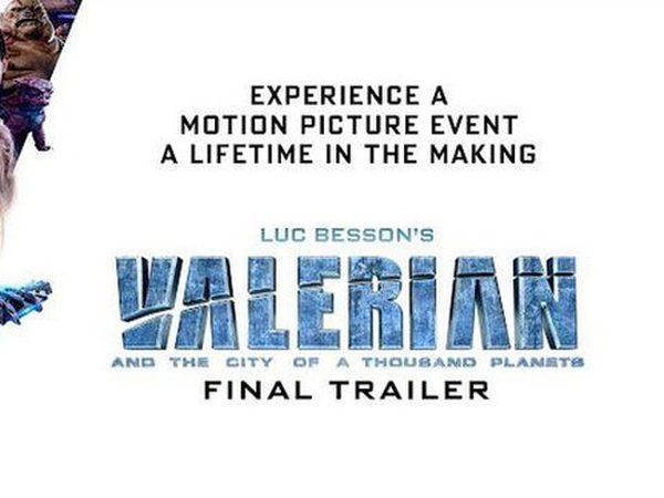 ตระการตาแทบทุกฉาก!! เอเลี่ยนสวยงามทุกเผ่าพันธุ์ ในตัวอย่างล่าสุด Valerian and the City of a Thousand Planets