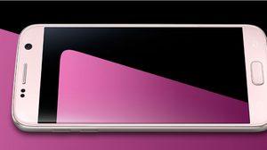 Samsung เปิดสีใหม่ Galaxy S7 กับสีชมพู Pink Blossom เอาใจคนติดหวาน