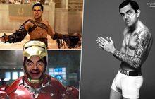 10 เรื่องน่ารู้ของ Rowan Atkinson (Mr. Bean, Johnny English)