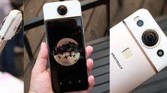 Darling VR สมาร์ทโฟนตัวแรกของโลกที่มาพร้อมกล้อง 360 องศา!!