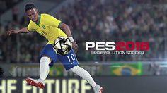 เปิดตัวเกมส์ฟุตบอล PES 2016 ส่ง Neymar Jr. ขึ้นปกเกมส์