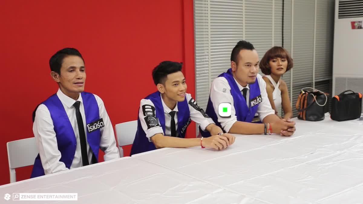 แอบส่อง..หมู่ตลก บอล เชิญยิ้ม นำทีมวางแผนคว้าเงิน 2 ล้าน The Money Drop Thailand