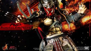 Hot toys ปล่อยภาพเปิดตัว Artist Collection Samurai Predator แล้ว!