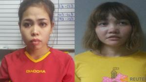 ดูชัด ๆ หญิงผู้ต้องสงสัยชาวอินโดฯ-ญวน มือฆ่า 'คิม จอง-นัม'