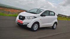 ส่อง Datsun redi-GO AMT ที่เปิดให้สั่งจองล่วงหน้าแล้วที่อินเดีย