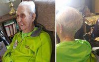 ปู่วัย 104 ทำลายสถิติคนแก่ที่สุดของโลกที่ไปสักเพื่อการกุศล
