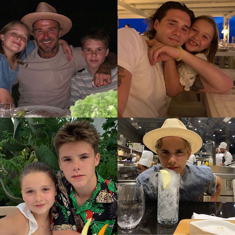 ทริปครอบครัวเบ็คแฮม