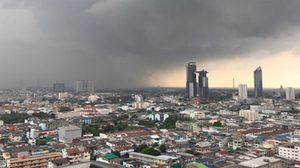อุตุฯ เตือน ประเทศไทยมีอากาศร้อน กับมีพายุฝนฟ้าคะนองเพิ่มขึ้น