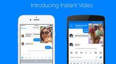 ฟีเจอร์ใหม่!! Facebook Messenge สามารถถ่ายวิดีโอแบบ real-time ระหว่างแชทกันได้แล้ว
