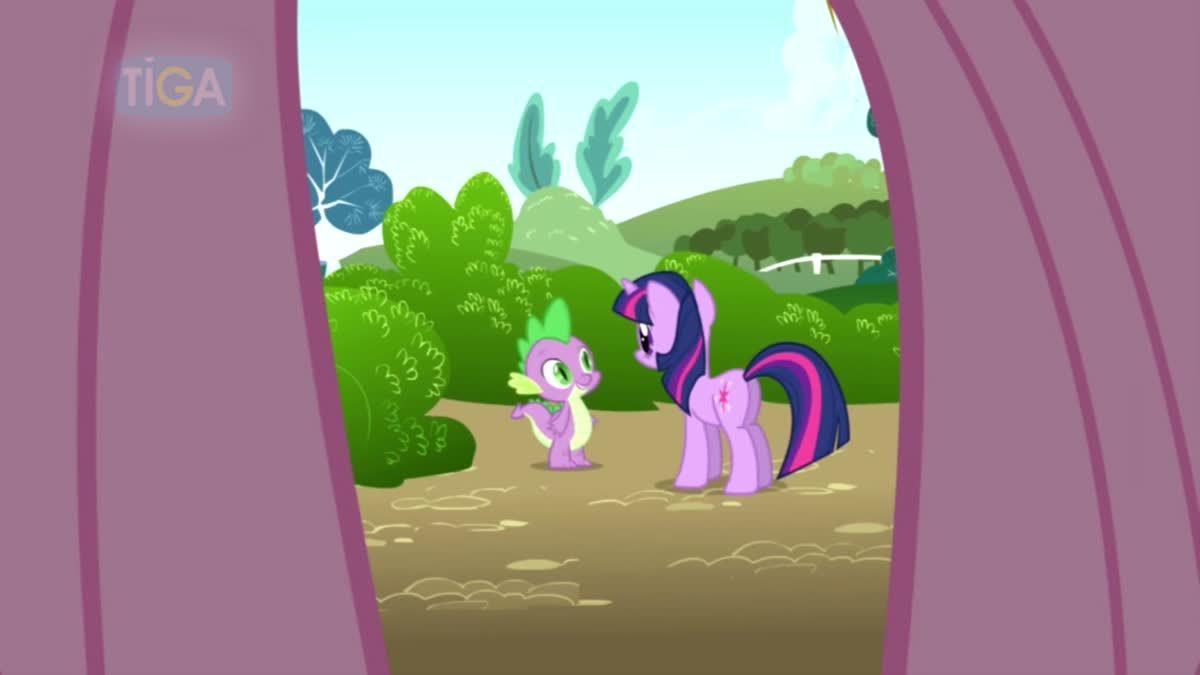 My Little Pony Friendship is Magic: มิตรภาพอันแสนวิเศษ ปี 1 Ep.01/P3