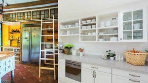 4 เทคนิค แต่งครัว ให้สวย ด้วย ตู้ และ ชั้นเก็บของ ที่อาจคิดไม่ถึง