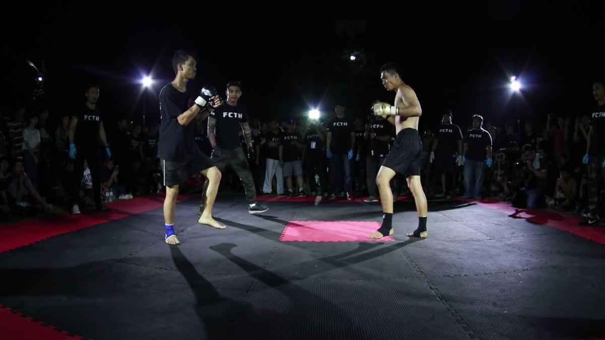 Fight Club Thailand รถซิ่งกรุงเทพ แจ๊คบางกะปิ x โจน้อย คู่ที่ 240