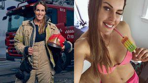 Gunn Narten นักดับเพลิงสาวสุดเซ็กซี่ ขวัญใจคนใหม่ของหนุ่มๆ ทั่วโลก