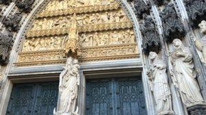 มหาวิหารแห่งโคโลญจ์ เยอรมนี (Koln Dom, Cologne Cathedral)