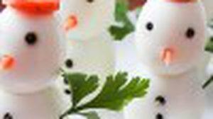ไข่ Snowman สร้างความตื่นเต้นให้ปาร์ตี้ปีใหม่