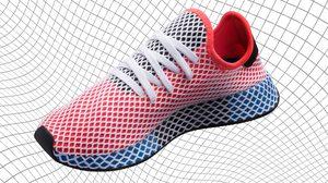 adidas Originals เปิดตัวโมเดลใหม่ล่าสุด DEERUPT รองเท้าลายตารางสุดล้ำรับหน้าร้อน