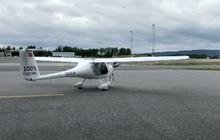 นอร์เวย์ทดสอบเครื่องบินไฟฟ้า