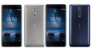 ยืนยันแล้ว Nokia 8 จะมาพร้อมกล้องคู่จาก Zeiss และสี Steel ใหม่!!