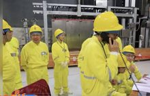 จีนเติมเชื้อเพลิงเตาปฏิกรณ์ในโรงงานนิวเคลียร์ AP1000