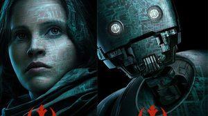 8 โปสเตอร์ตัวละครล่าสุดจาก Rogue One: A Star Wars Story