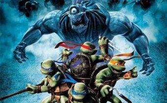 Teenage Mutant Ninja  Turtles นินจาเต่า 4 กระดอง รวมพลังประจัญบาน
