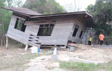 ช่างรับเหมายกบ้านพลาดถูกทับเสียชีวิต